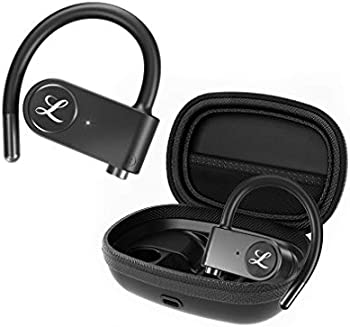 Linpa World Wireless Earbuds with Charging Case