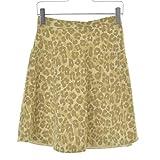 (ラボラトリーワーク) LABORATORY WORK レオパード柄 スカート
