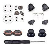 For Dualshock 4 PS4 Old Version Controller L1 R1 L2 R2 Trigger Springs Buttons + 2 Joystic...