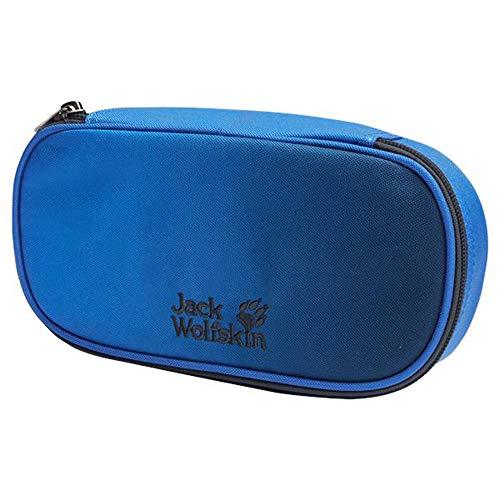 Jack Wolfskin Unisex Kinder TRIANGLE Kulturbeutel, coastal blue, ONE SIZE