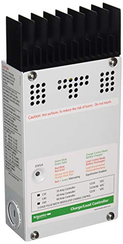 Xantrex C40 Solar Charge Controller 40 Amps (Renewed)
