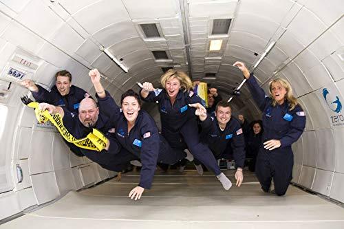 Jochen Schweizer Geschenkgutschein: Parabelflug mit Astronautentraining (6 Tage)