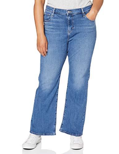Levi's Plus Size Damen 725 Pl Hr Bootcut Jeans, Rio Rave Plus, 18 L