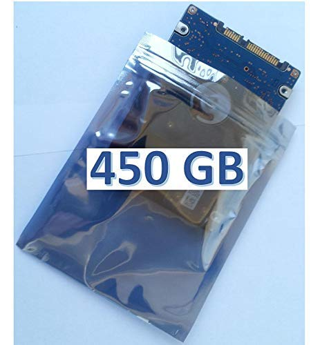 450 GB Disco Duro Compatible con Packard Bell EasyNote LJ65 el portátil