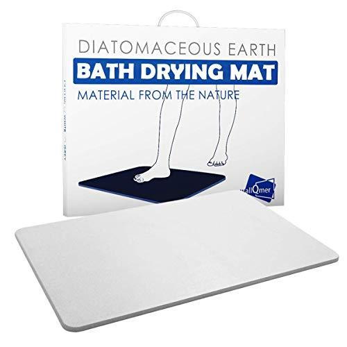 WallQmer Absorbent Bath Mat