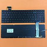 kompatibel für ASUS GL552, GL552JM DEUTSCHE - Tastatur Keyboard Ohne Rahmen mit Beleuchtung