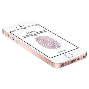 Apple iPhone SE (第1世代) 16GB ローズゴールド SIMフリー (整備済み品)