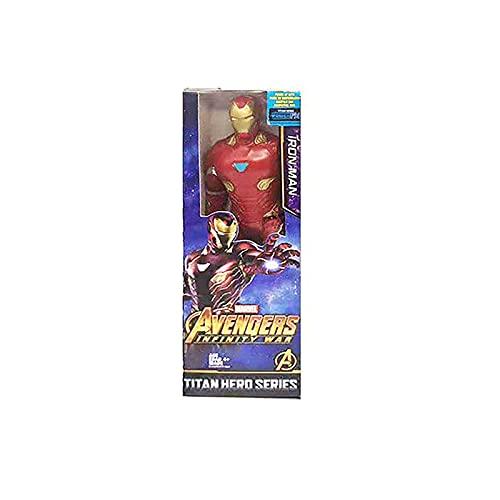 Juguetes Modelo Marvel Adornos de Vinilo de Hulk de 12 Pulgadas Thanos Anti-Hulk Hand Office Aberdeen Doll Modelo Decoración