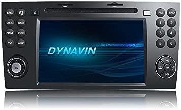 Dynavin N6-SLK Radio Navigation System, for Mercedes SLK R171 2004-2010