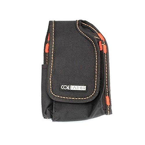 Creacom Mini Vape Pocket Pouch Holder, Mini Vape Pocket Pouch Holder Travel Organizer Carrying Bag Electronic Cigarette Bag Black