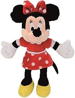 53992c3f40dc4 Simba - 6315876897 - Peluche Disney Minnie - Robe Rouge 20 Cm