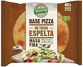 comprar comparacion Biocop Base Pizza Masa Fina Espelta 390 Gr Envase De 390 Gramos 400 g