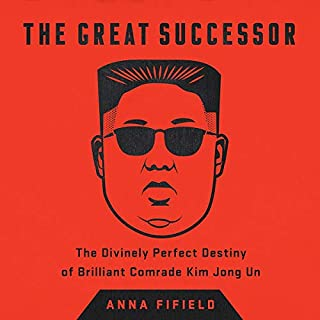 The Great Successor audiobook cover art