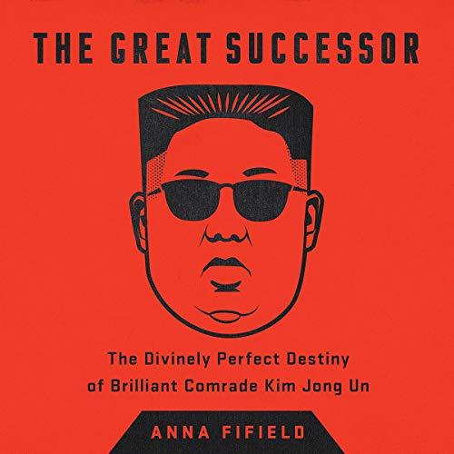 The Great Successor audiobook cover art