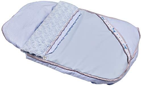 Babyline Bombón - Saco para silla de paseo Bugaboo, color azul