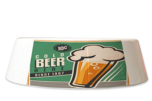 LEotiE SINCE 2004 Fress Futter Napf Brauerei Bier Küche Bier Bedruckt