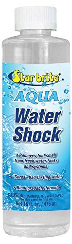STAR BRITE 097116 Water Shock 16 Oz.