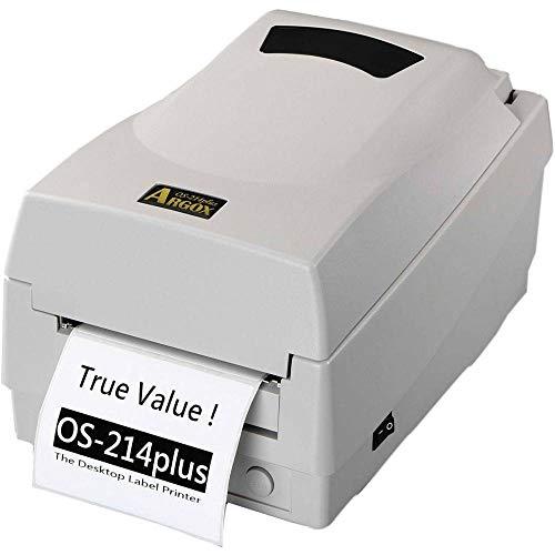 Impressora para Etiquetas Argox, Modelo: OS-214 PLUS
