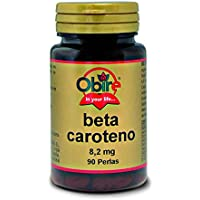 Beta-caroteno 8,2 mg 90 perlas