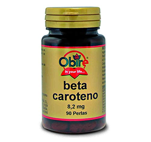 Beta-caroteno 8,2 mg 90 perlas