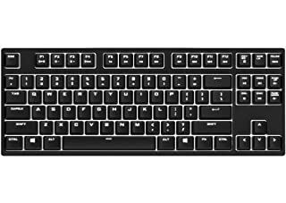 Cooler Master Storm QuickFire TK - Compact Mechanical Gaming Keyboard with CHERRY MX RED Switches and Fully LED Backlit (B00AOIRCI6) | Amazon price tracker / tracking, Amazon price history charts, Amazon price watches, Amazon price drop alerts