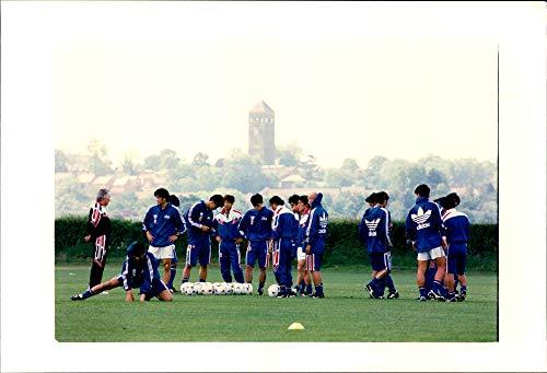 Foto Vintage del fútbol: Umbro Cup