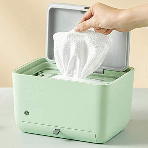 Adesign Toallita de bebé más Caliente dispensador, rápidamente Calefacción Gran Capacidad Wet Wipes cálido, Uniforme y rápido Calor Superior, de Gran Capacidad