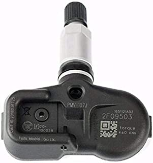 SODIAL Tpms para Mokka Antara Gmc Chevy Nueva Marca Monitor de Sensor de Presi/óN de Neum/áTicos 22853740 13581561 20922901