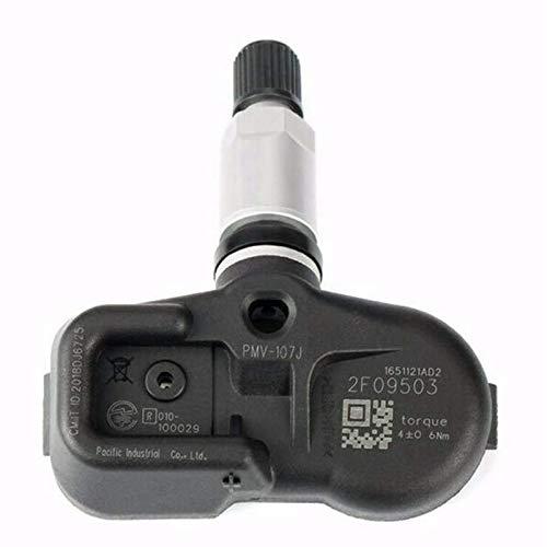 WOVELOT para Sensor de MONITOREO de PRESIóN de NEUMáTICOS TPMS 42607-33021