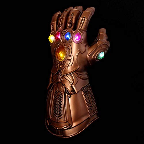 Iron Man Handschoenen Fulian Final Battle Arms Lichtbaar Draagbaar