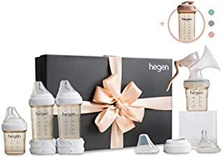 Hegen PCTO™ Express Store Feed Starter Kit + Drinking Bottle Set (Green)