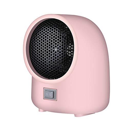 WANGYIYI Mini Calefacción Aire Caliente Portátil Calentador Calentador eléctrico Calefacción práctico Personal...