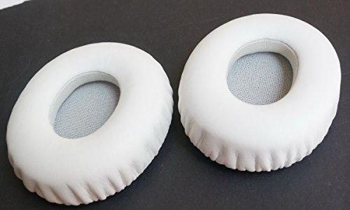 Ohrpolster für Sony MDR-10R MDR-10RBT MDR-10RC Kopfhörer, 1 Paar MDR-10RC Weiß