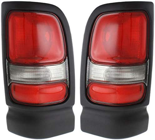 Garage-Pro Tail Light Lens and with Housing cheap Compatible 1994-2001 Genuine