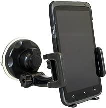 Xenda Universal Windshield Car Mount Cell Phone Holder Window Suction Cup Dock for Samsung Galaxy Nexus, Nexus S - LG Optimus G - HTC Droid DNA, Droid Incredible 4G LTE - Motorola Droid Razr, Razr M, Razr HD, Razr Maxx, Razr Maxx HD