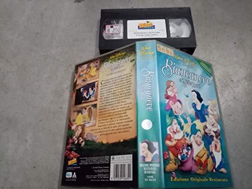 Biancaneve e i sette nani - VHS Disney