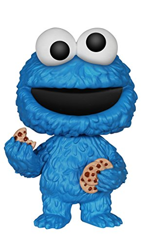 Funko - Figurine Sesame Street - Cookie Monster Pop 10cm - 0849803049133