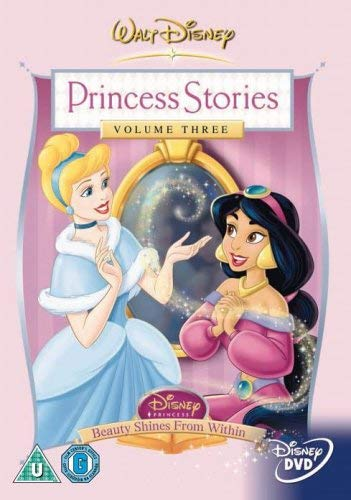 Disney Princess Stories - Vol.3 [Reino Unido] [DVD]