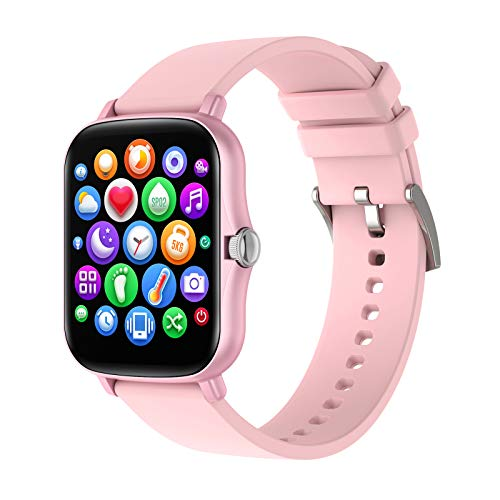 2021 Smart Watches for Women Compatible iPhone iOS Android Phones,...