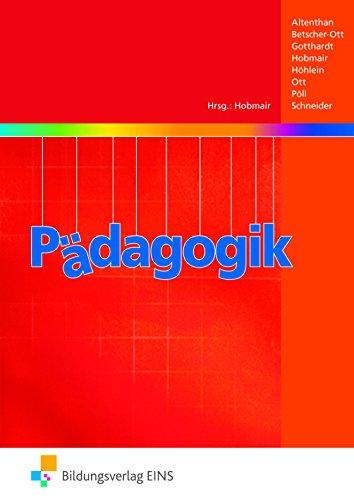 Pädagogik Schülerband der 5. Aufl. 2012