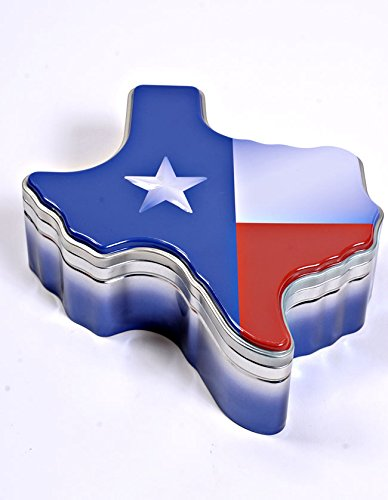 Eileen's Pralines Praline Bars Ranking TOP14 Tin Texas Flag Ranking TOP8 Gift
