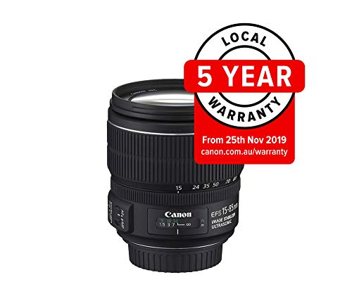 Canon EF-S 15-85mm F3.5-5.6 IS USM Objektiv, schwarz