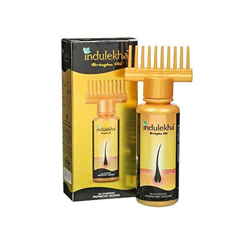 Indulekha Bringha Complete Hair Care Oil 100ml (Pack of 3)