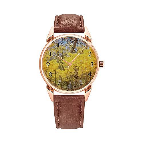 Fashion Quartz Watch Men Watches Top Brand Luxury Male Clock Business Mens Wrist Watch Aspen Tree Watch -  AIMAS, Y396-143
