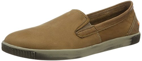 Softinos Herren TAD374SOF Slipper, Braun (Brown), 44 EU