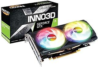 Inno3D GeForce GTX 1660 Super Twin X2 OC RGB - Tarjeta gráfica (6 GB, GDDR6, 3 Puertos DP/HDMI)