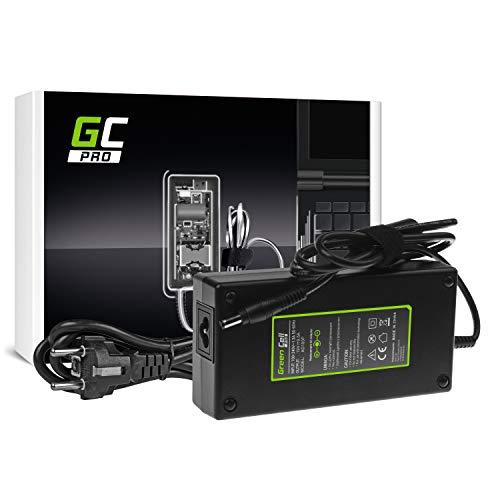 GC PRO Netzteil für Schenker XMG P507 Eurocom Sky MX5 R3 MSI GF63 8RD-011PL GT60 0NC-018PL Laptop Ladegerät inkl. Stromkabel (19V 9.5A 180W)
