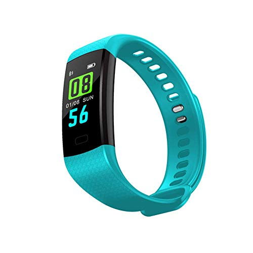 Meyeye Fitness Tracker Watch, met hartslagmonitor, slaapmonitor, smart watch, stappenteller, calorieënteller, multitrainingsmodi, IP67 waterdichte activiteitstracker voor kinderen vrouwen en mannen