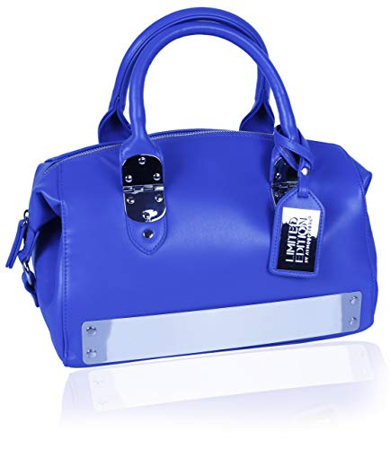Primark - Bolso de tela para mujer Kobalt XL