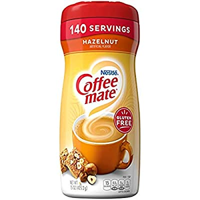 coffee creamer powder hazelnut, End of 'Related searches' list